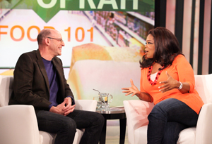 Author Michael Pollan on the Oprah Winfrey Show