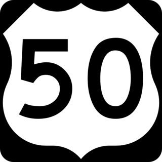50 sign