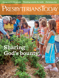 Sharing God's Bounty - Presbyterians Today November 2010