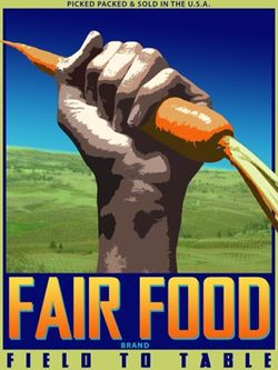 FairFoodProject